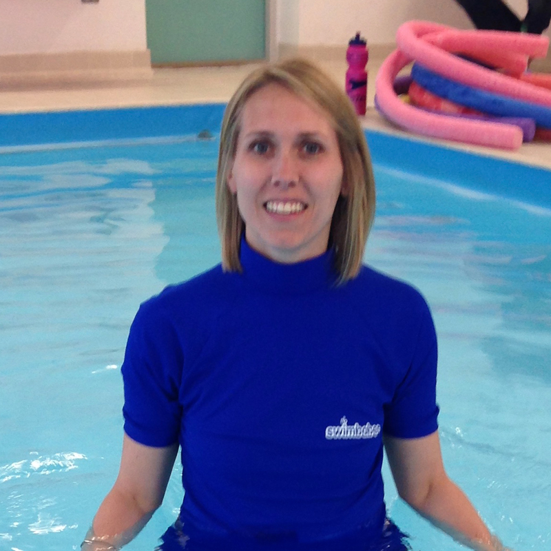 how to become a swimming teacher
