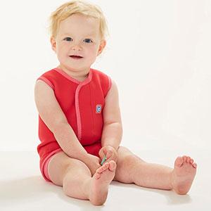 Pink-Geranium-Baby-Wrap-3